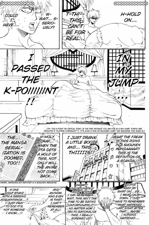 Gintama Chapter 336  Online Free Manga Read Image 7