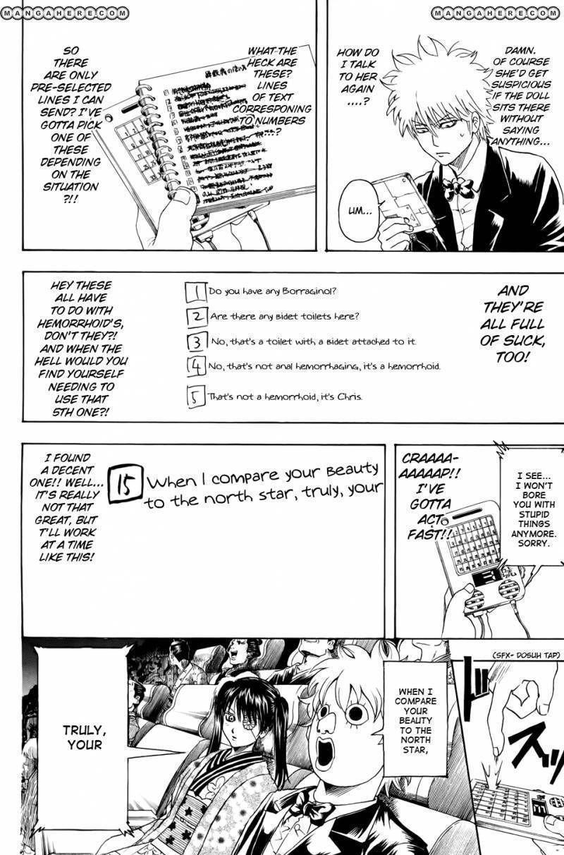 Gintama Chapter 338  Online Free Manga Read Image 16