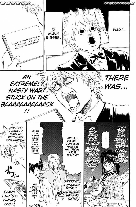 Gintama Chapter 338  Online Free Manga Read Image 17