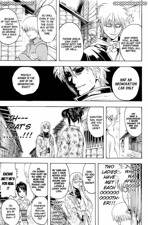 Gintama Chapter 338  Online Free Manga Read Image 3