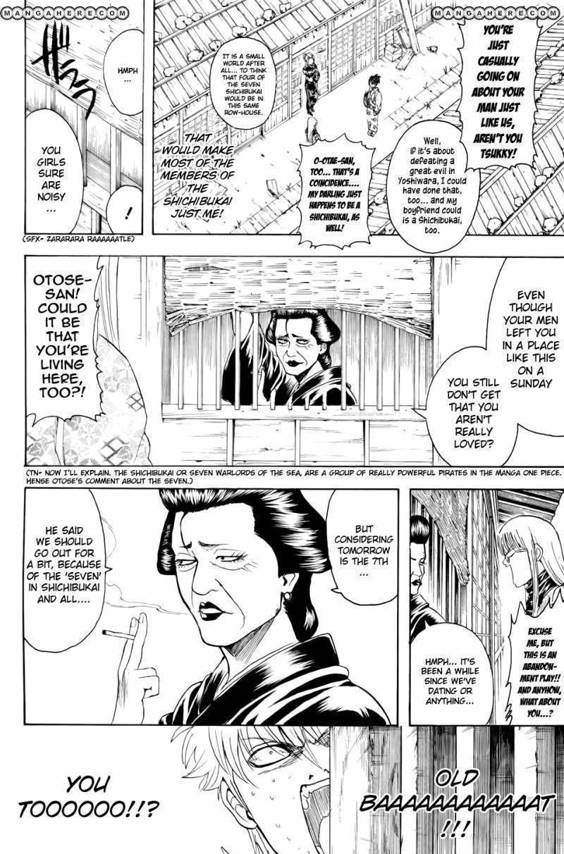 Gintama Chapter 338  Online Free Manga Read Image 6