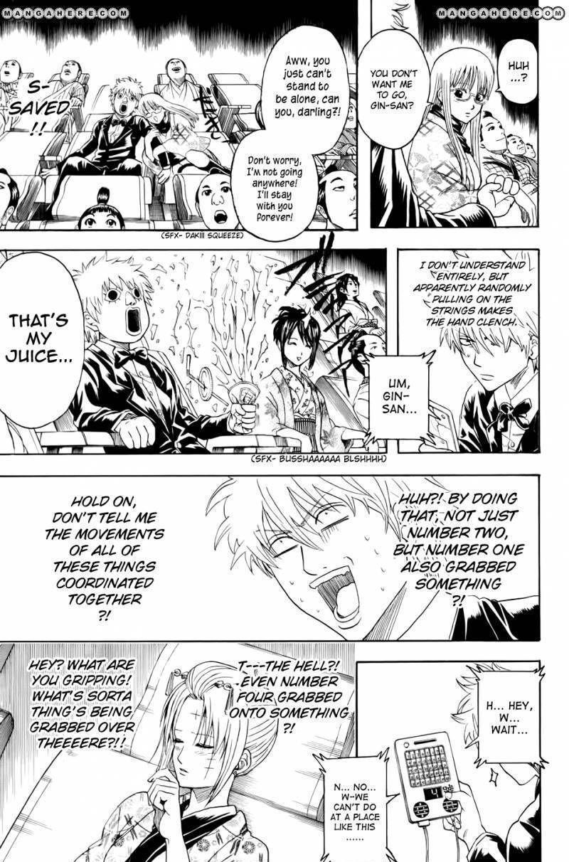Gintama Chapter 339  Online Free Manga Read Image 3
