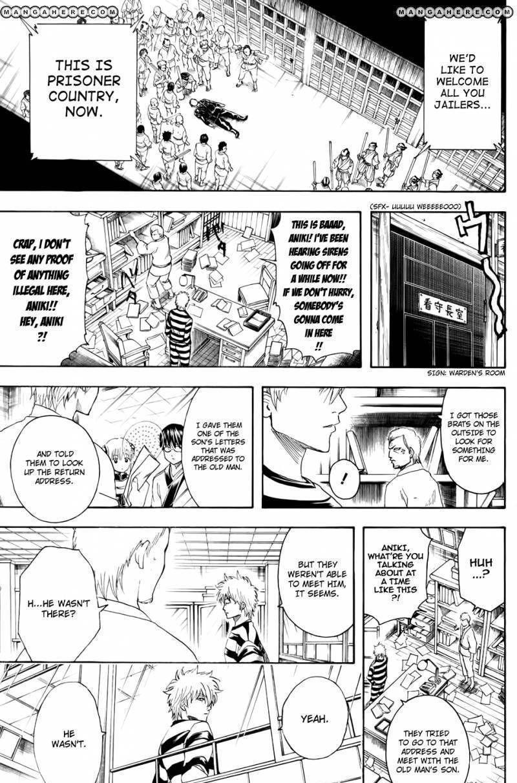 Gintama Chapter 341  Online Free Manga Read Image 19