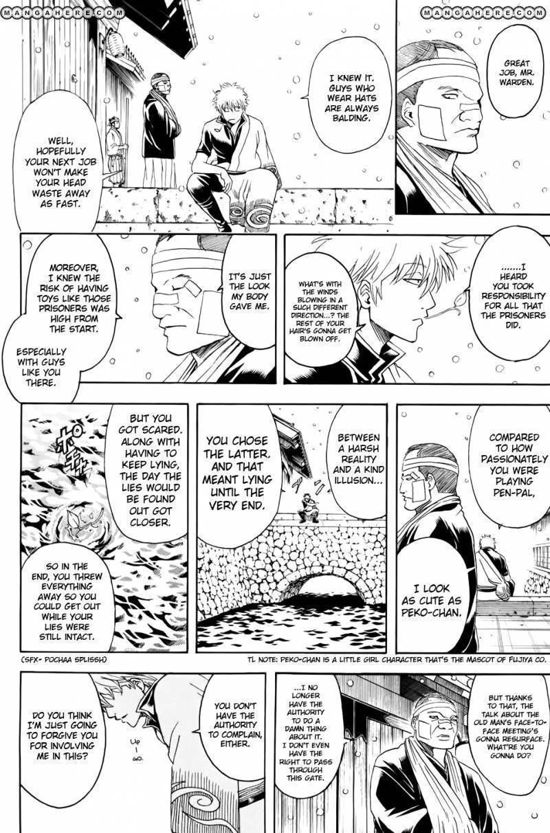 Gintama Chapter 342  Online Free Manga Read Image 14