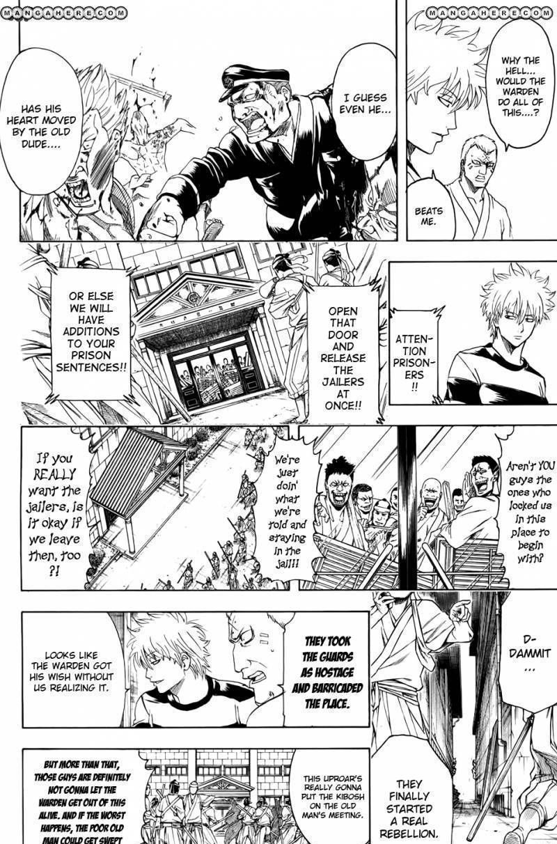 Gintama Chapter 342  Online Free Manga Read Image 2