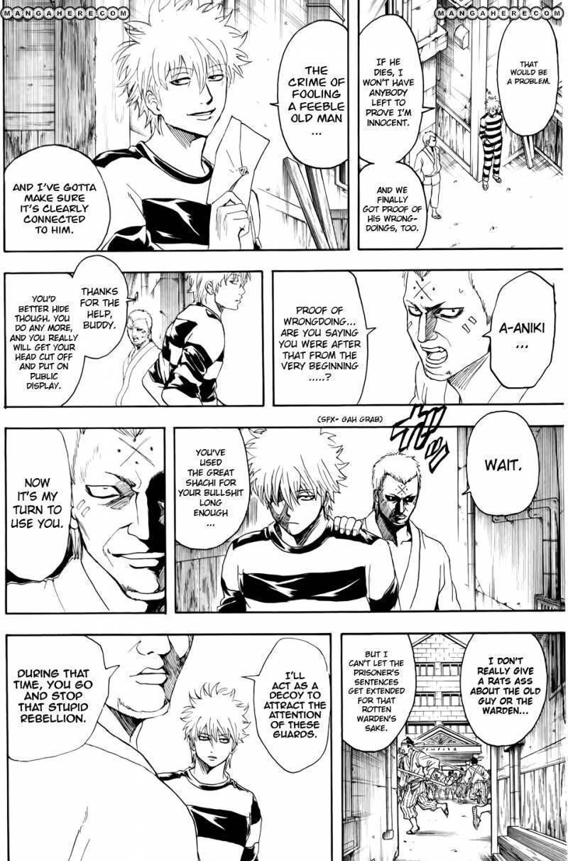Gintama Chapter 342  Online Free Manga Read Image 3
