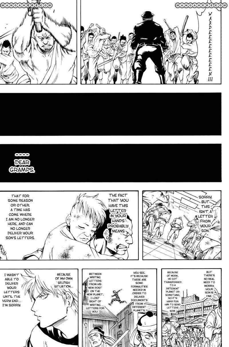 Gintama Chapter 342  Online Free Manga Read Image 7