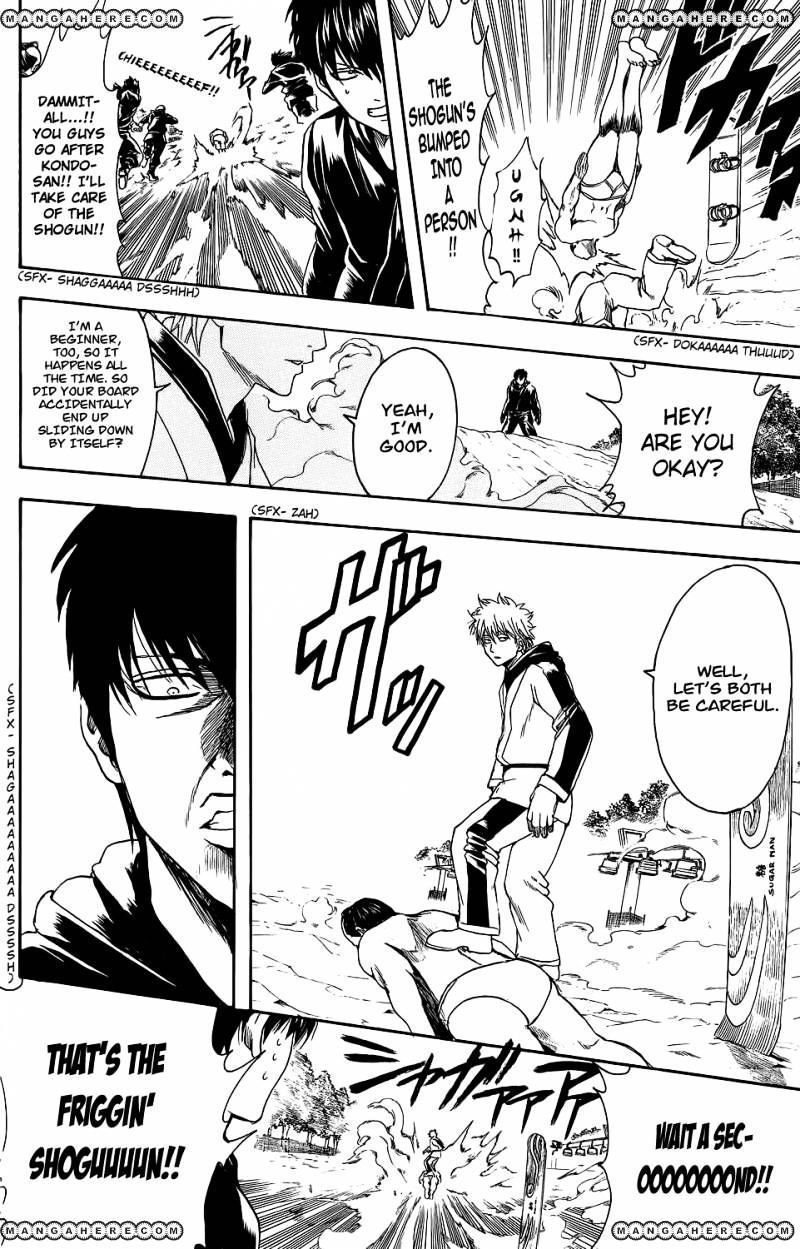 Gintama Chapter 344  Online Free Manga Read Image 20