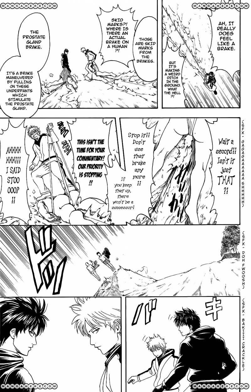 Gintama Chapter 344  Online Free Manga Read Image 23
