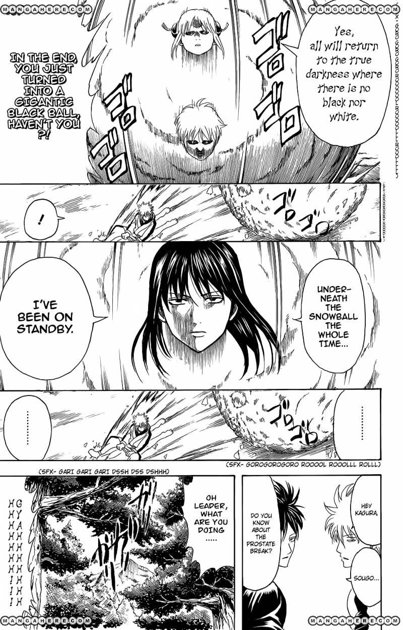 Gintama Chapter 344  Online Free Manga Read Image 27