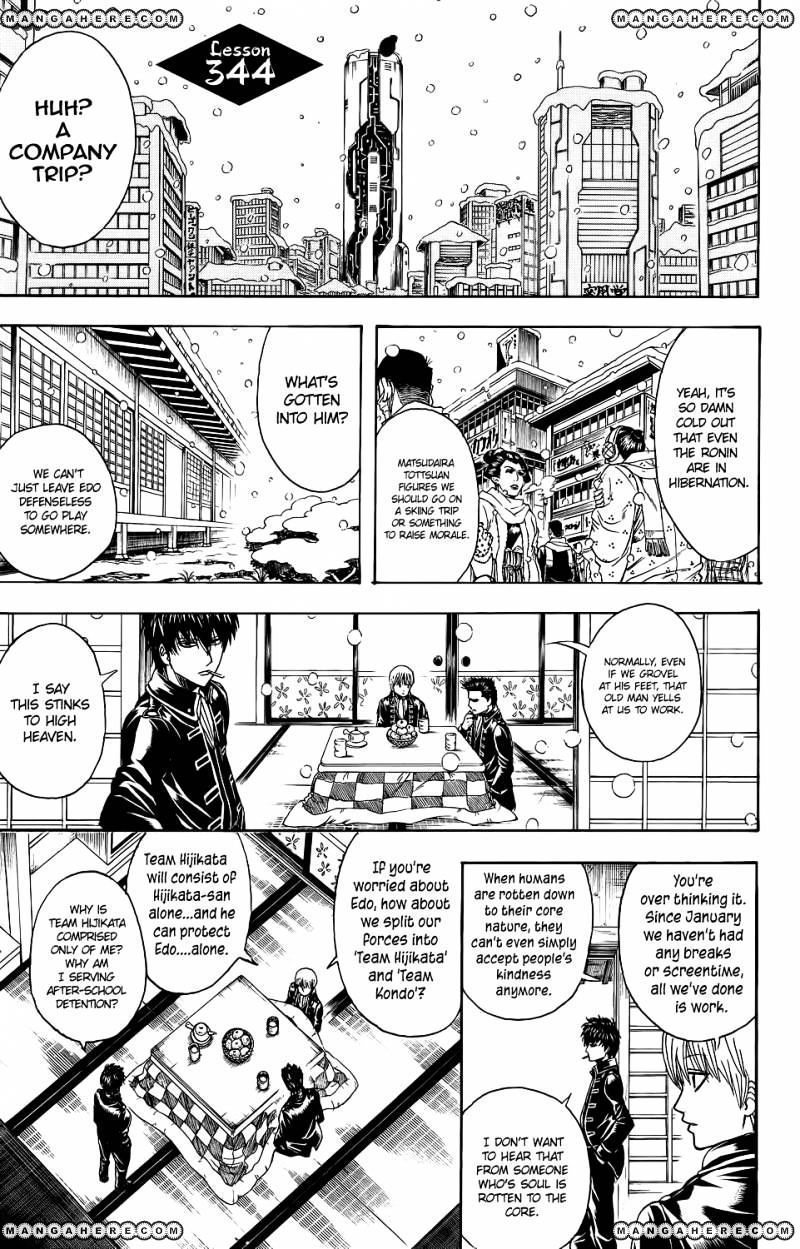 Gintama Chapter 344  Online Free Manga Read Image 9