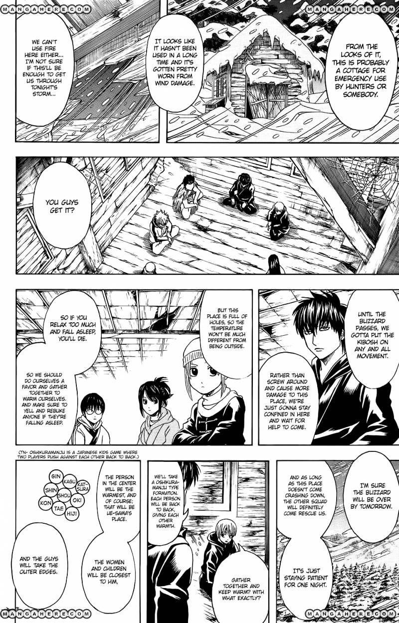 Gintama Chapter 346  Online Free Manga Read Image 10