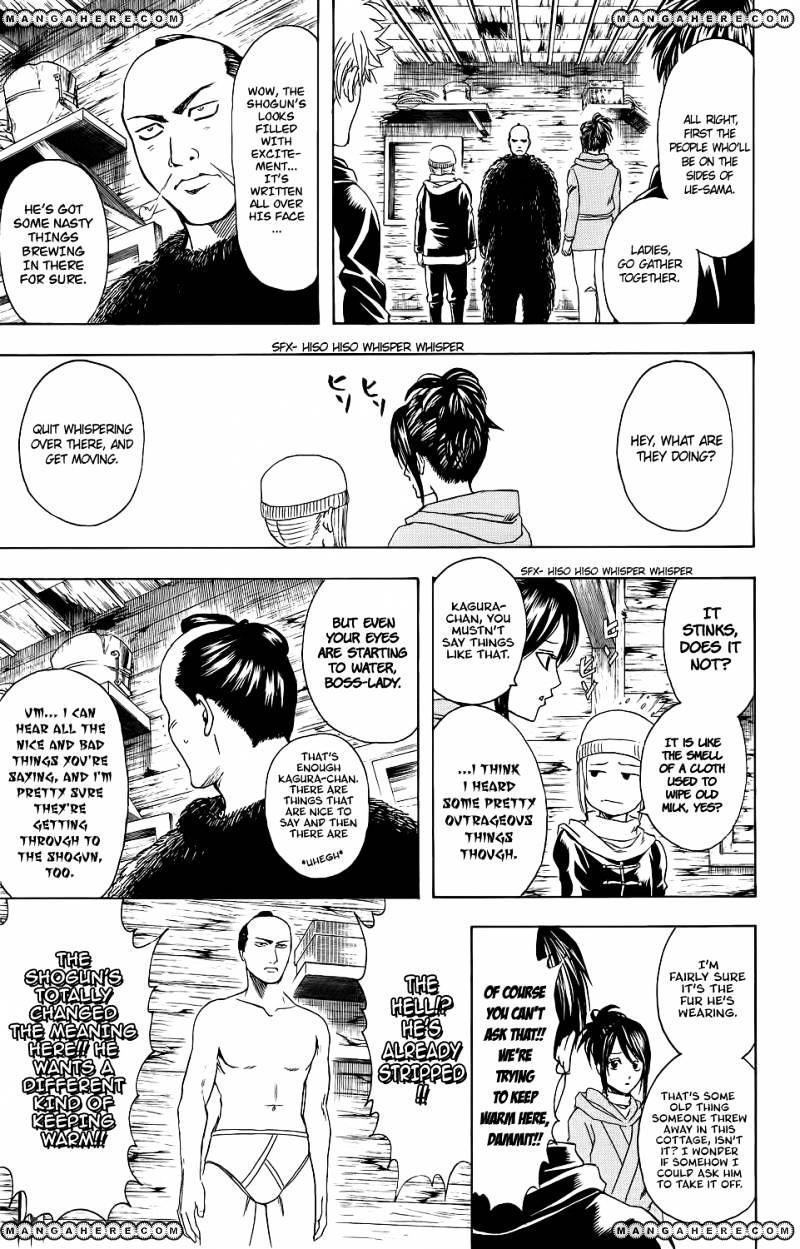 Gintama Chapter 346  Online Free Manga Read Image 11
