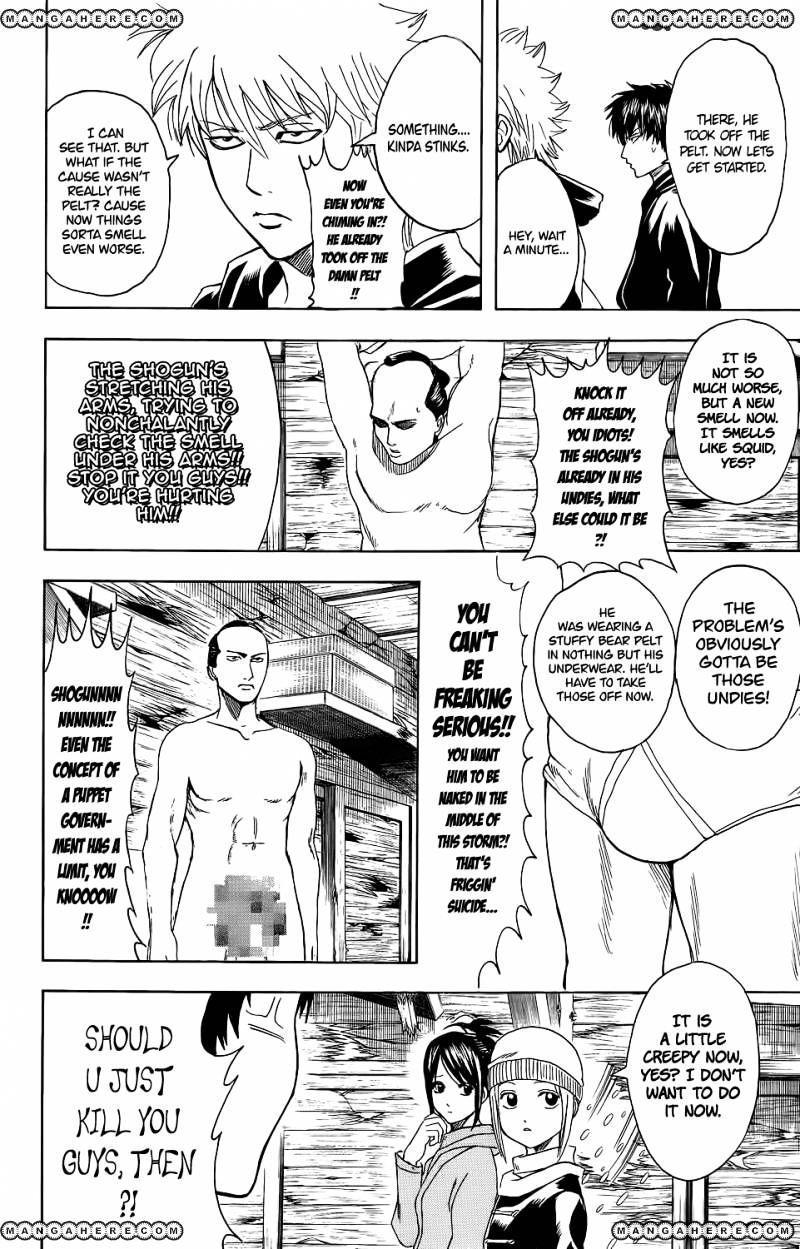 Gintama Chapter 346  Online Free Manga Read Image 12