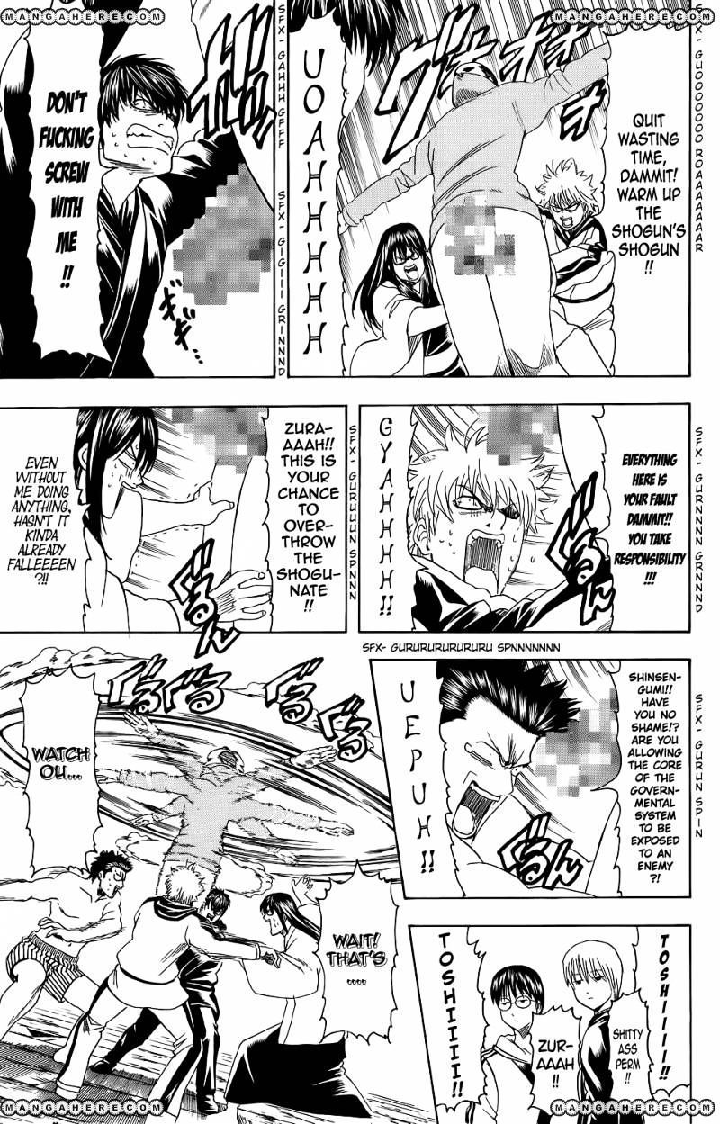 Gintama Chapter 346  Online Free Manga Read Image 15