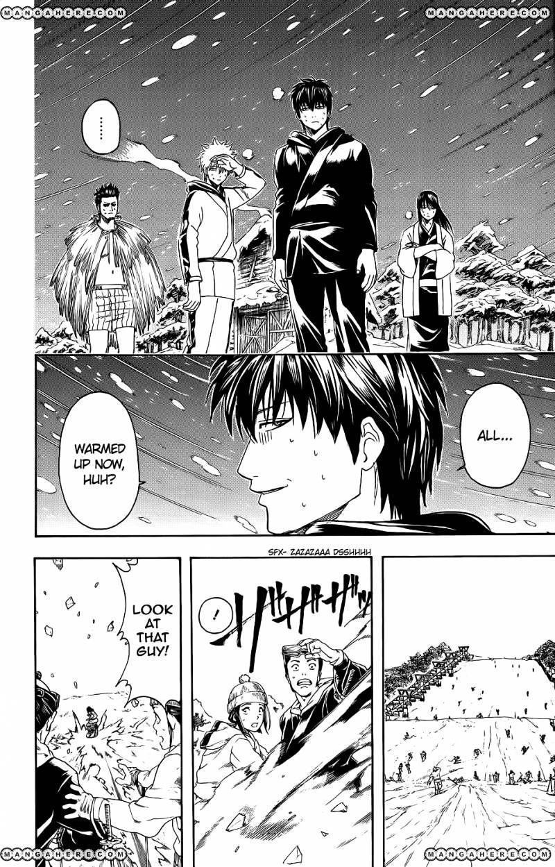 Gintama Chapter 346  Online Free Manga Read Image 18