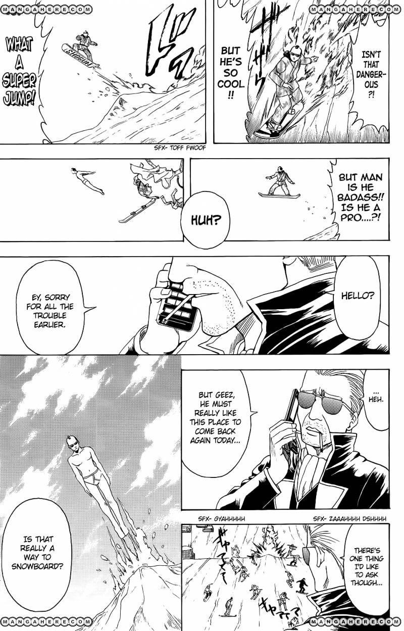 Gintama Chapter 346  Online Free Manga Read Image 19