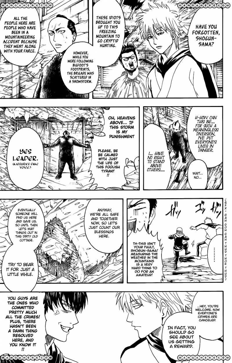 Gintama Chapter 346  Online Free Manga Read Image 9