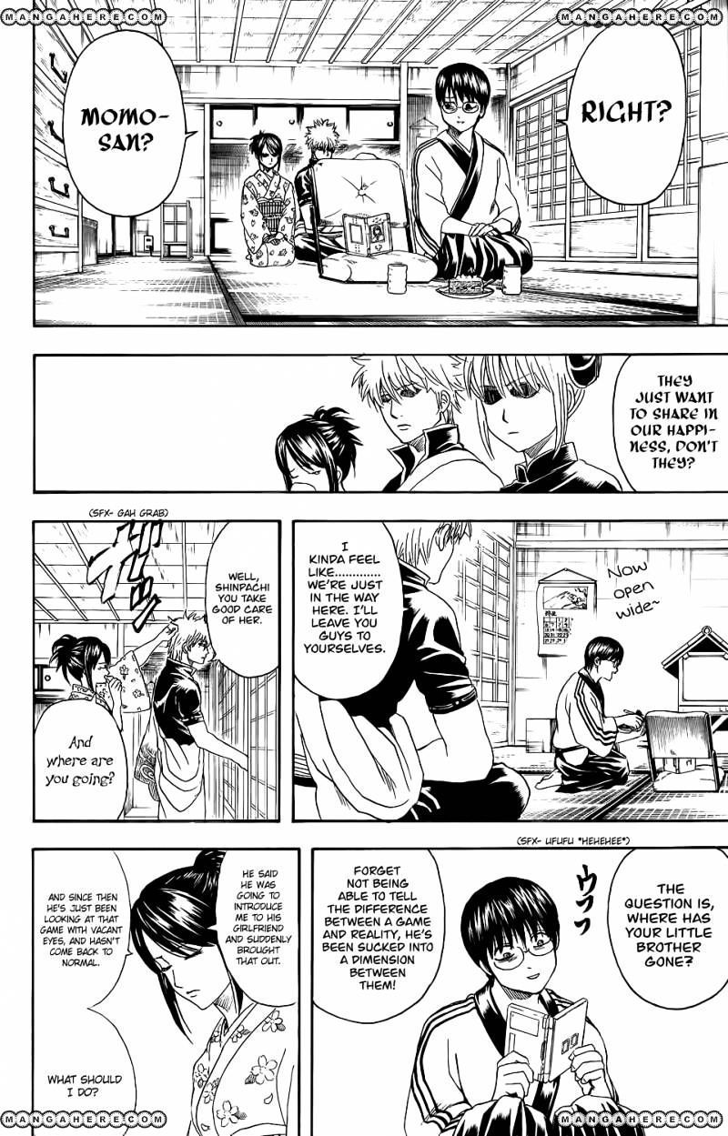 Gintama Chapter 347  Online Free Manga Read Image 7