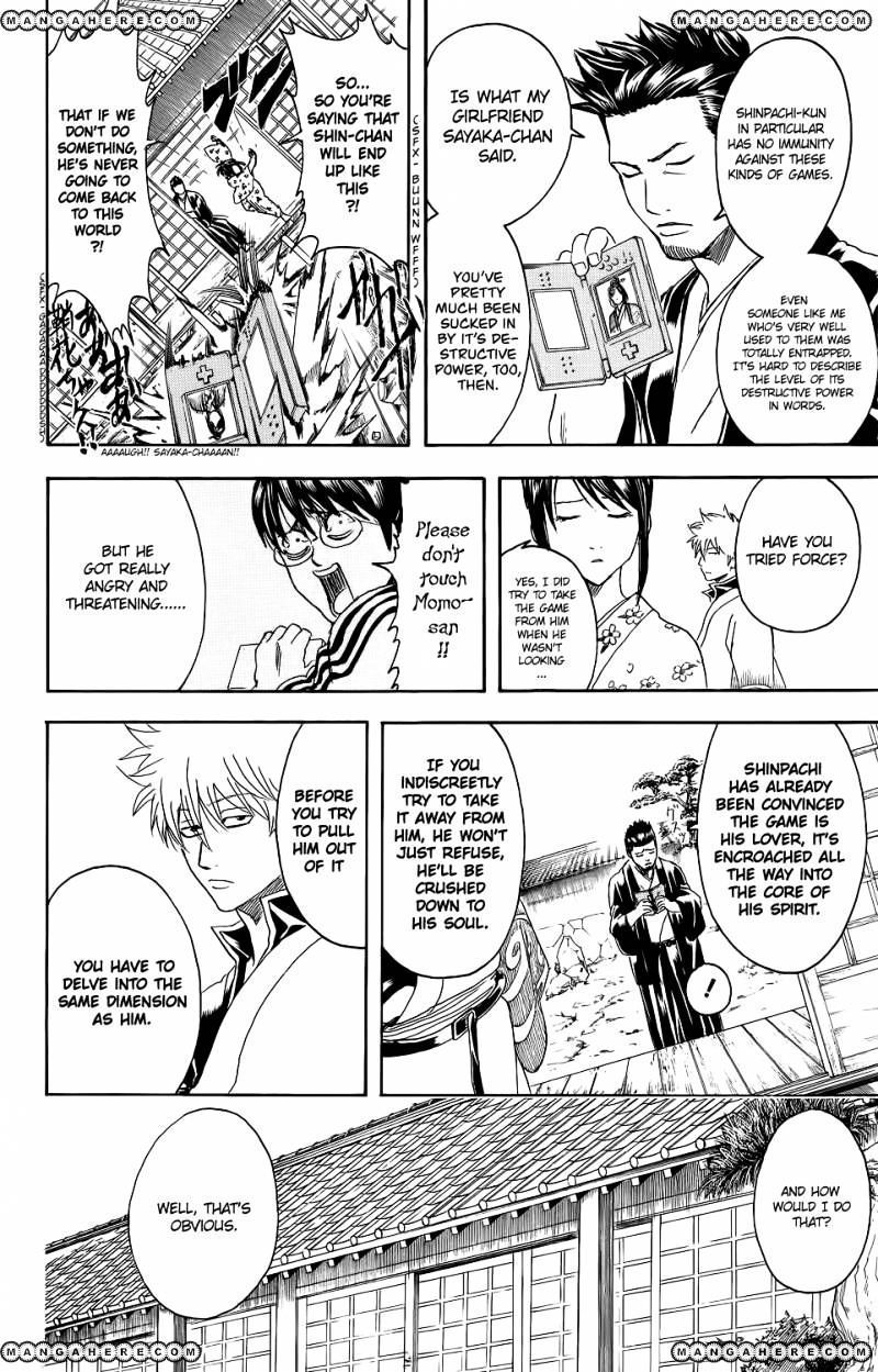 Gintama Chapter 347  Online Free Manga Read Image 9