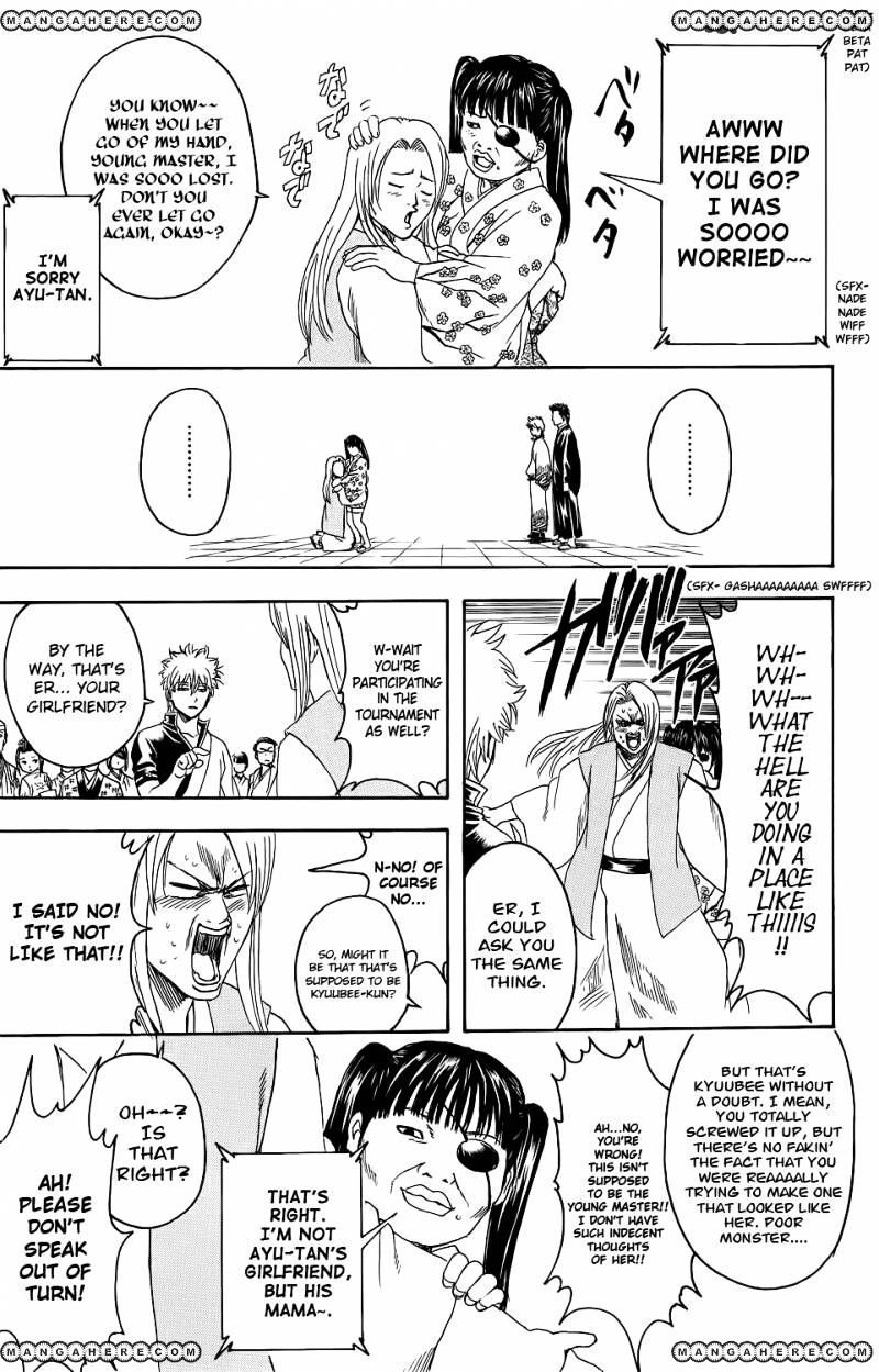 Gintama Chapter 348  Online Free Manga Read Image 13
