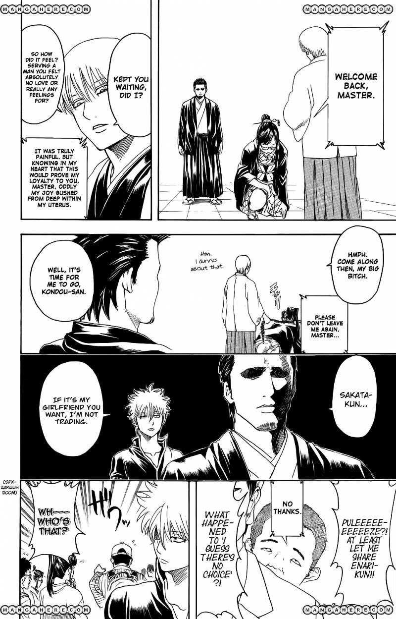Gintama Chapter 348  Online Free Manga Read Image 18