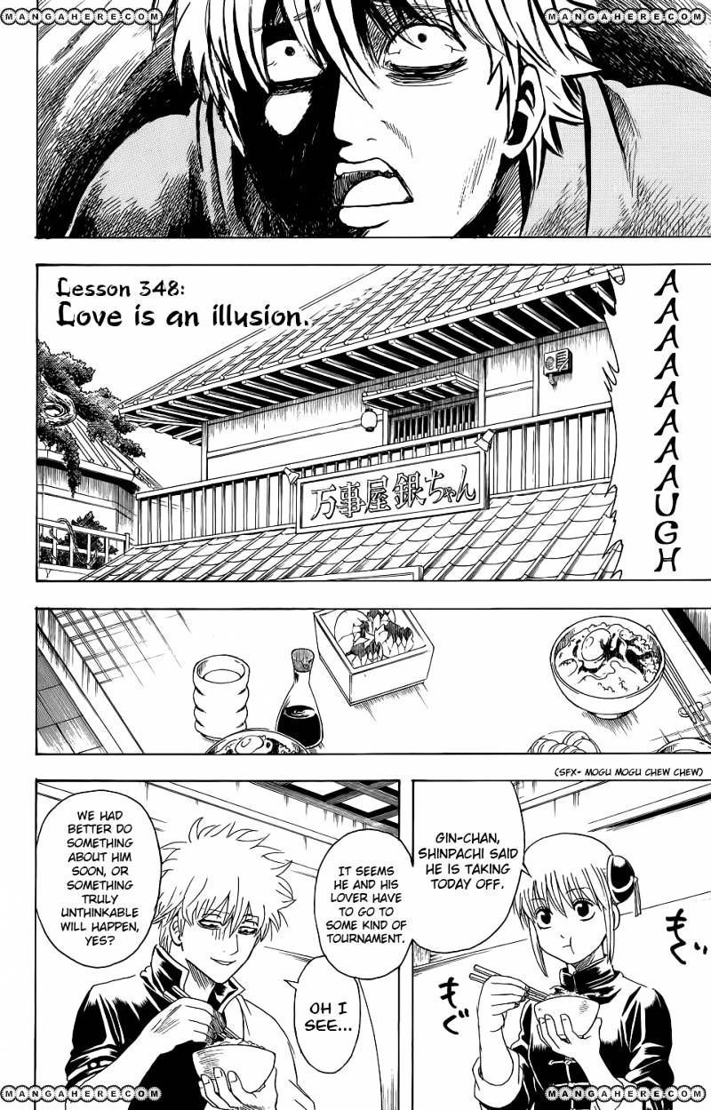 Gintama Chapter 348  Online Free Manga Read Image 4