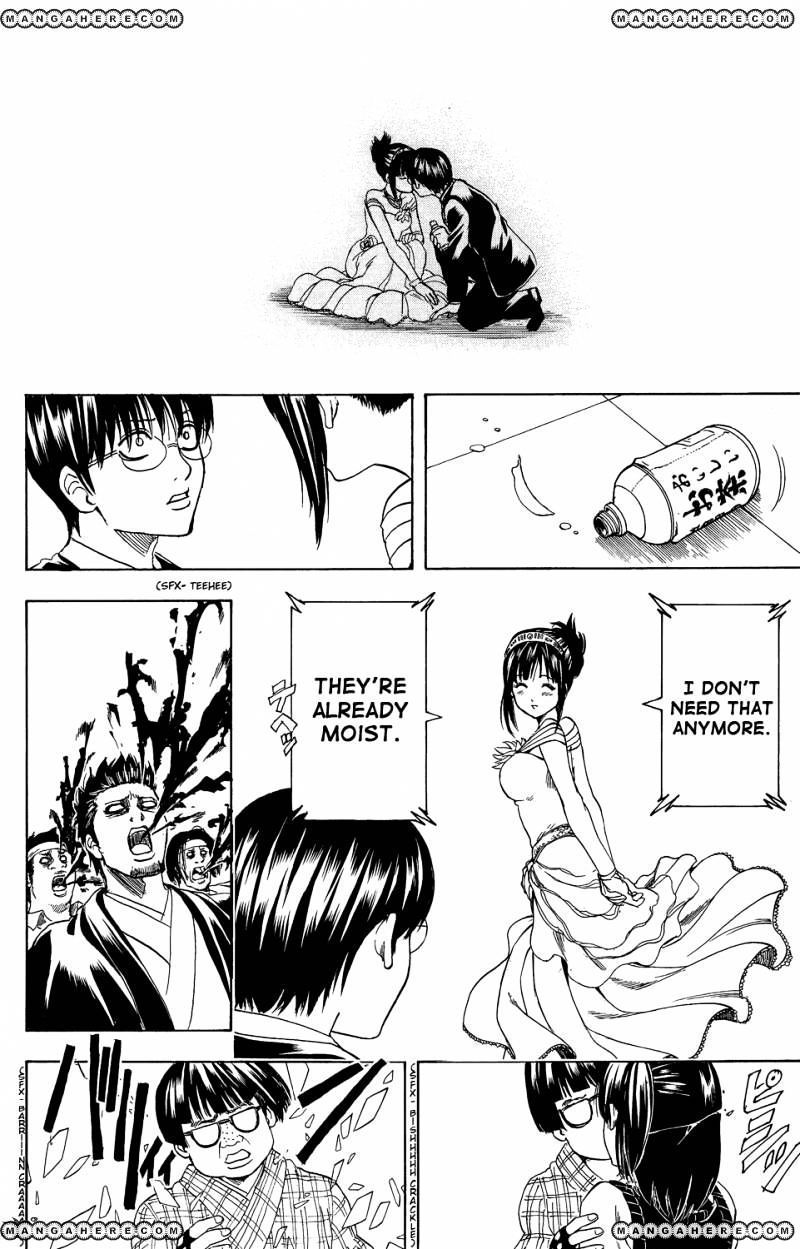 Gintama Chapter 349  Online Free Manga Read Image 11