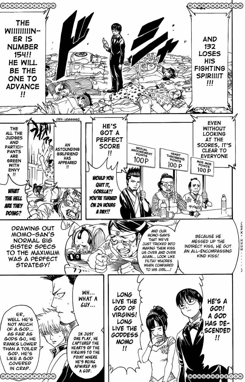 Gintama Chapter 349  Online Free Manga Read Image 12