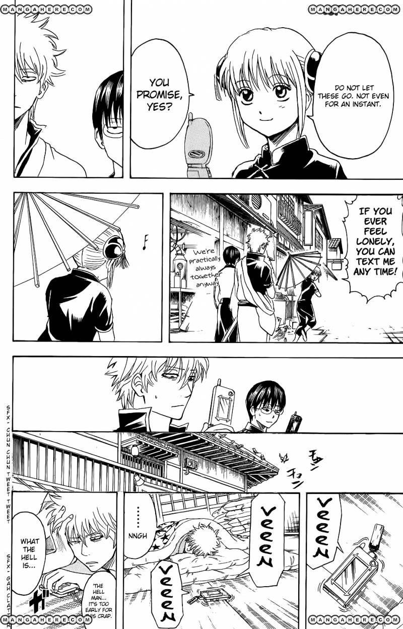 Gintama Chapter 351  Online Free Manga Read Image 10