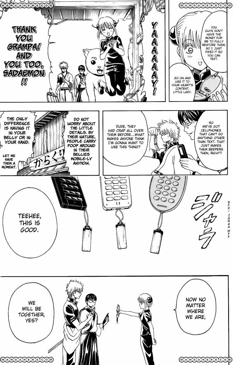 Gintama Chapter 351  Online Free Manga Read Image 9