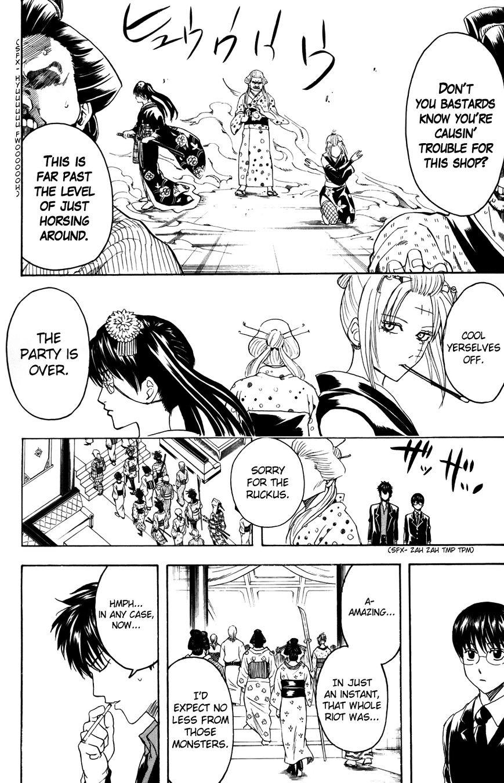 Gintama Chapter 363  Online Free Manga Read Image 18