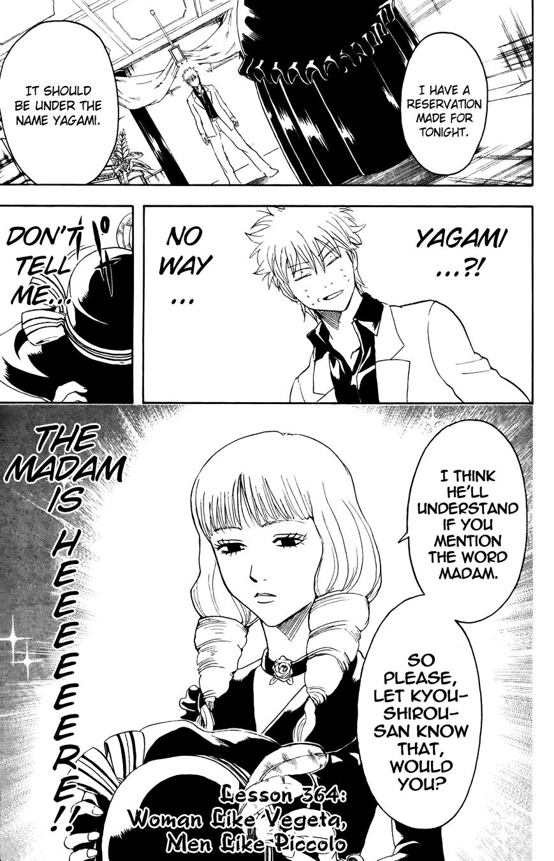 Gintama Chapter 364  Online Free Manga Read Image 1