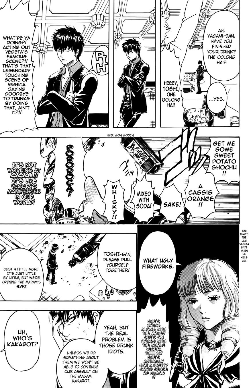Gintama Chapter 364  Online Free Manga Read Image 11
