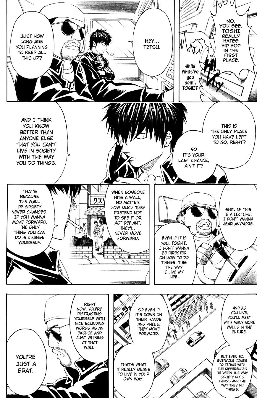 Gintama Chapter 365  Online Free Manga Read Image 10