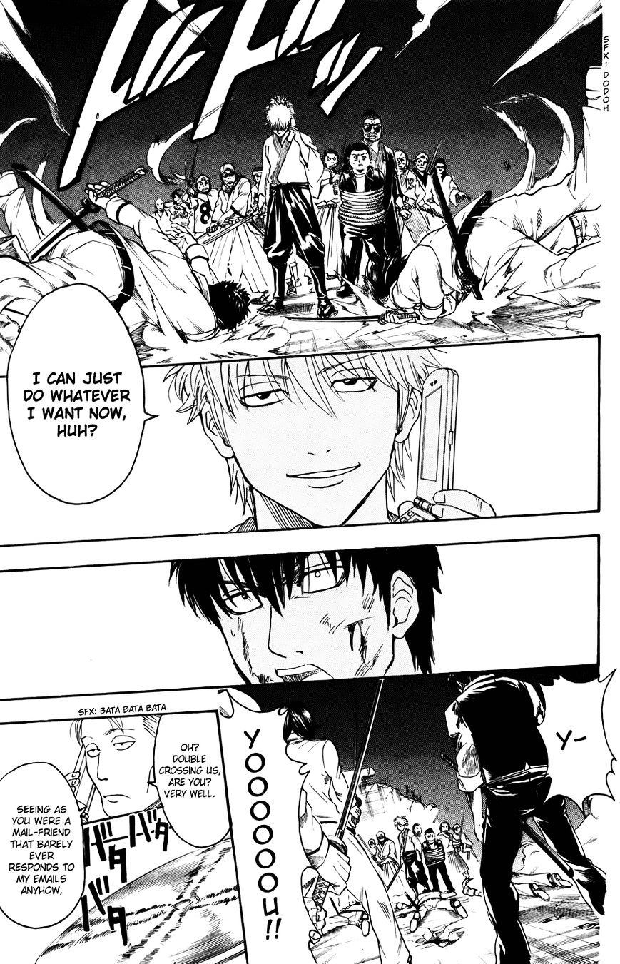 Gintama Chapter 369  Online Free Manga Read Image 7
