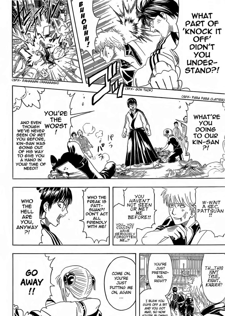 Gintama Chapter 372  Online Free Manga Read Image 14