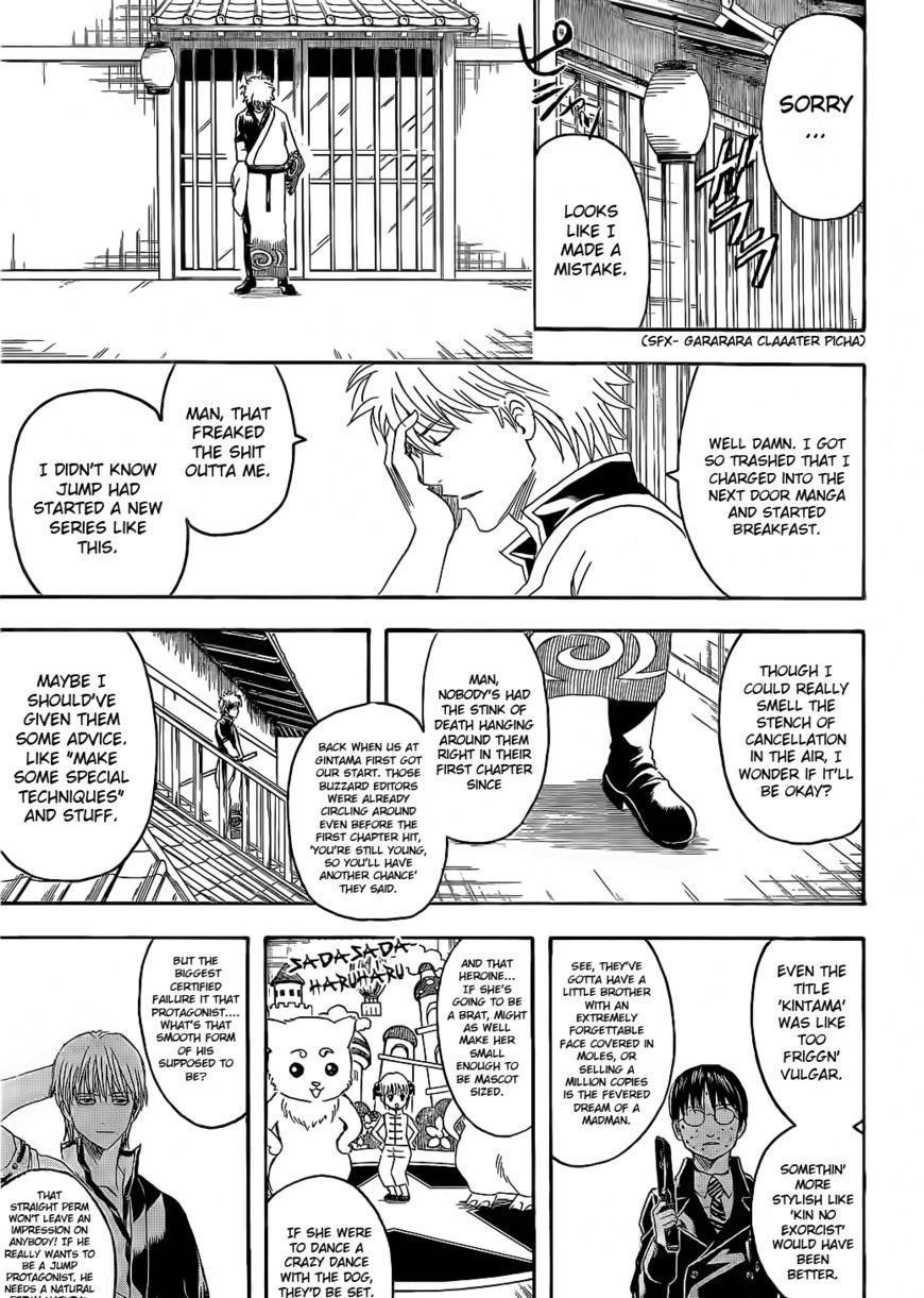 Gintama Chapter 372  Online Free Manga Read Image 5