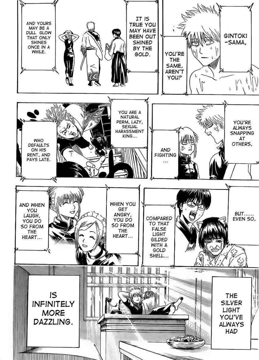 Gintama Chapter 373  Online Free Manga Read Image 12
