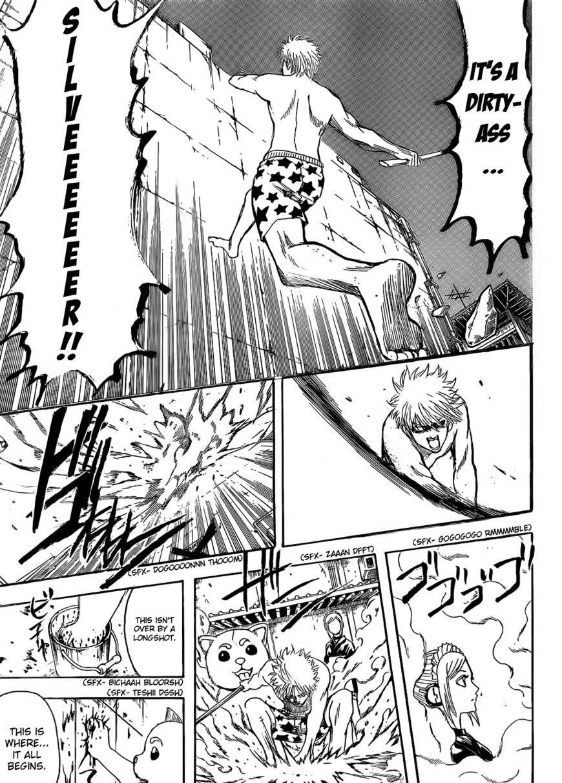Gintama Chapter 373  Online Free Manga Read Image 15