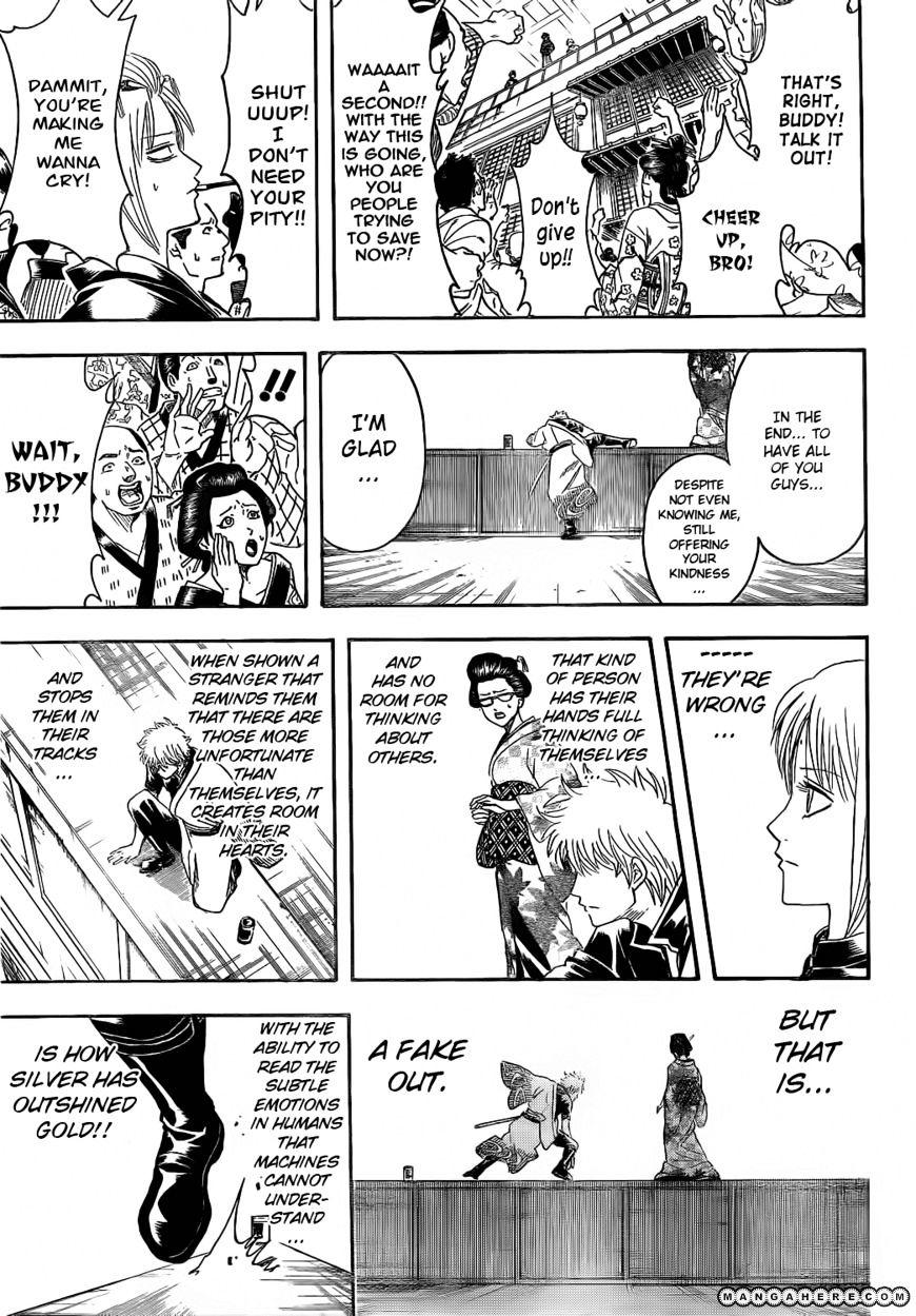 Gintama Chapter 374  Online Free Manga Read Image 17
