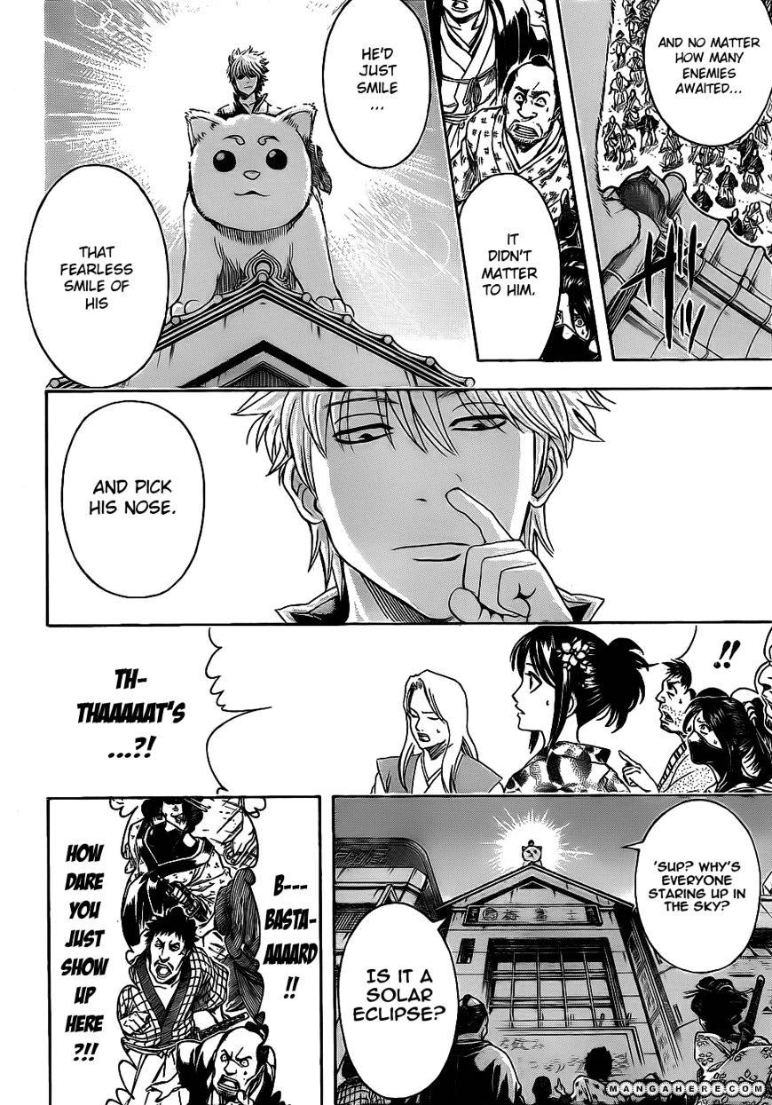 Gintama Chapter 376  Online Free Manga Read Image 13