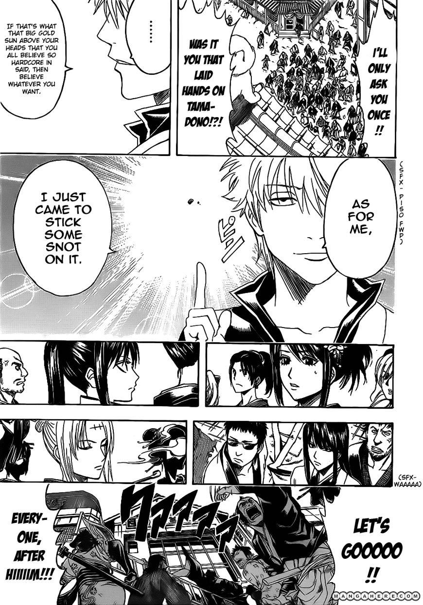 Gintama Chapter 376  Online Free Manga Read Image 14