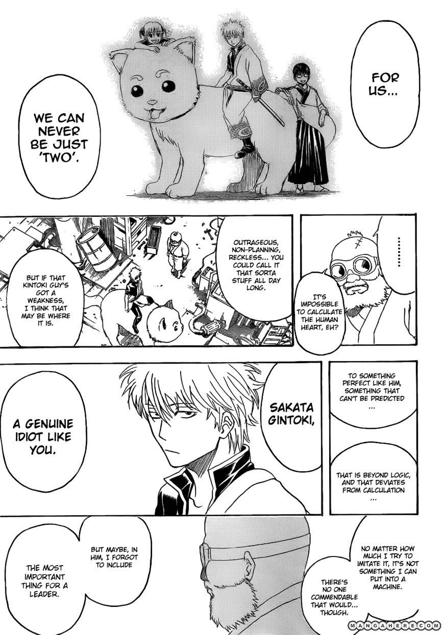 Gintama Chapter 376  Online Free Manga Read Image 8