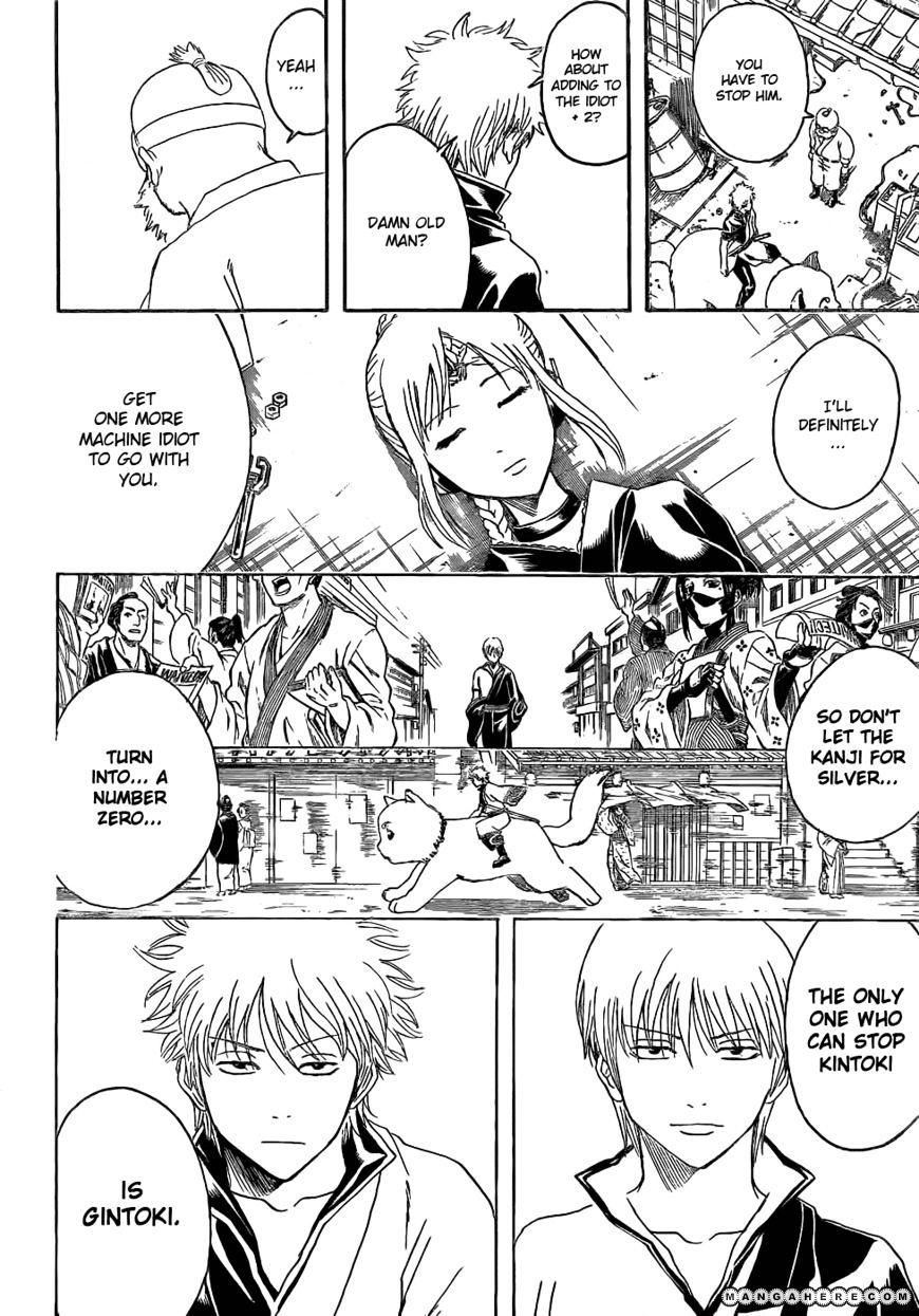 Gintama Chapter 376  Online Free Manga Read Image 9