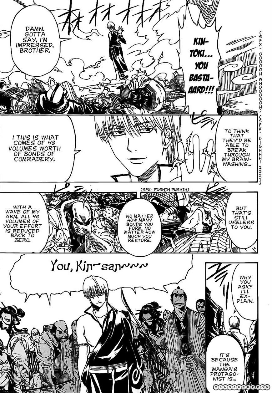 Gintama Chapter 378  Online Free Manga Read Image 11