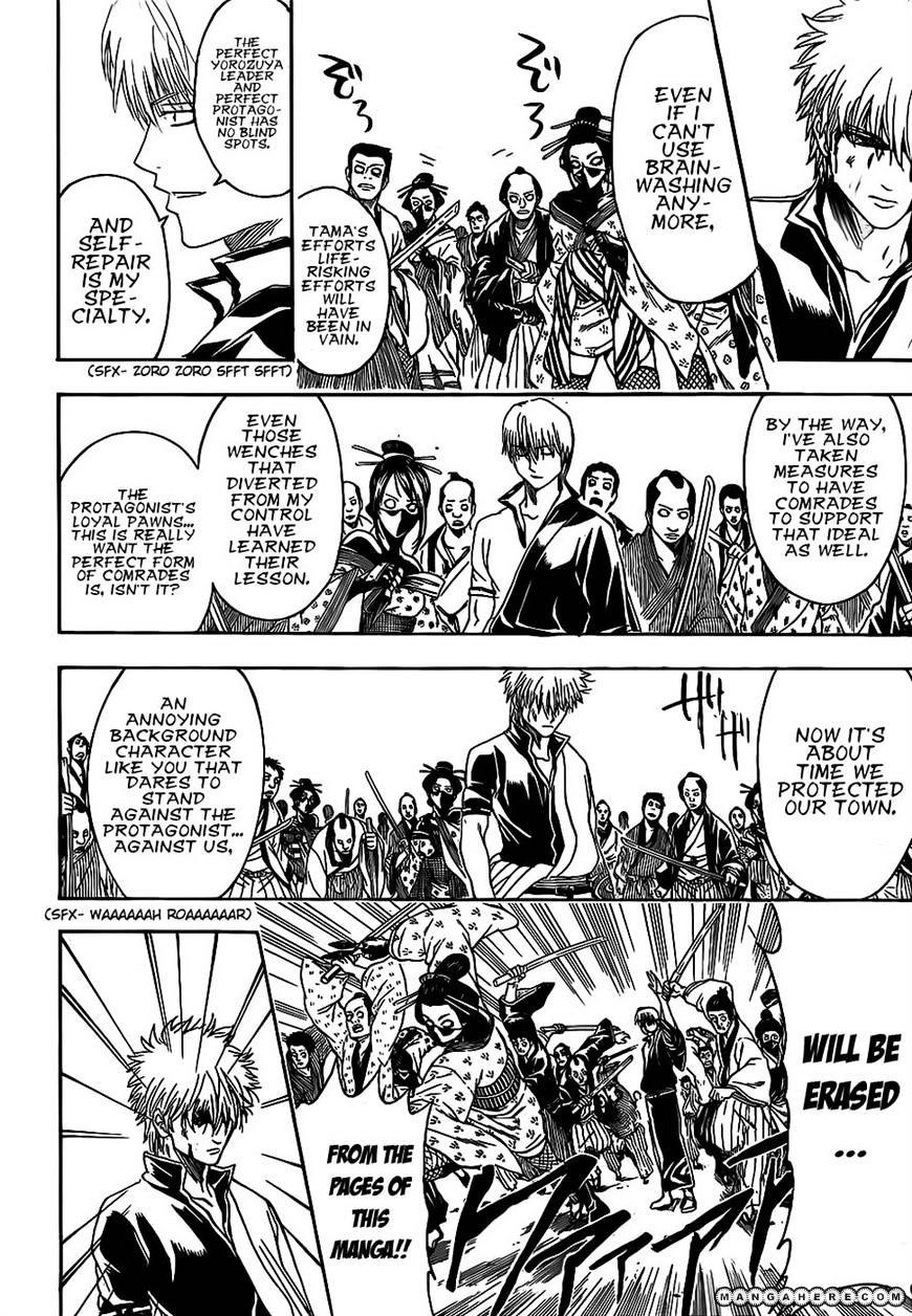 Gintama Chapter 378  Online Free Manga Read Image 12