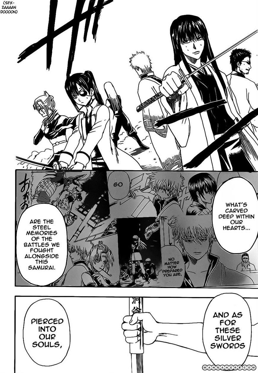 Gintama Chapter 378  Online Free Manga Read Image 14