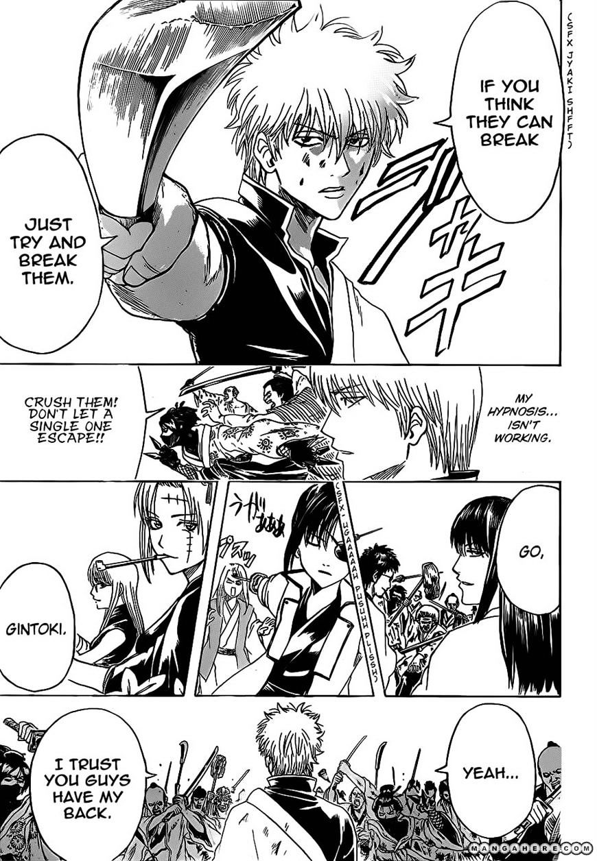 Gintama Chapter 378  Online Free Manga Read Image 15