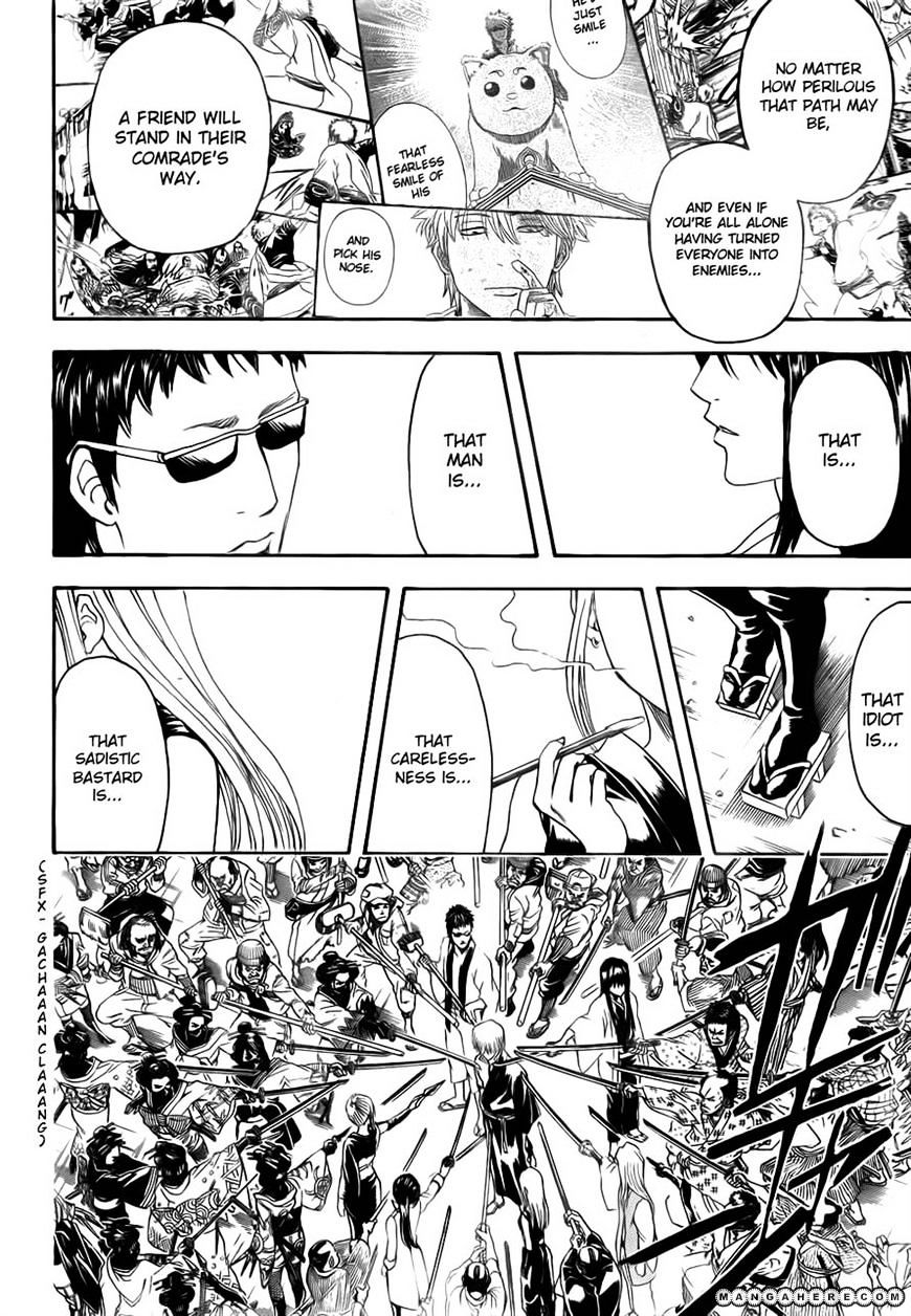 Gintama Chapter 378  Online Free Manga Read Image 8